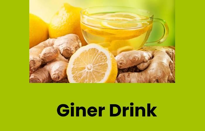 Ginger Drink