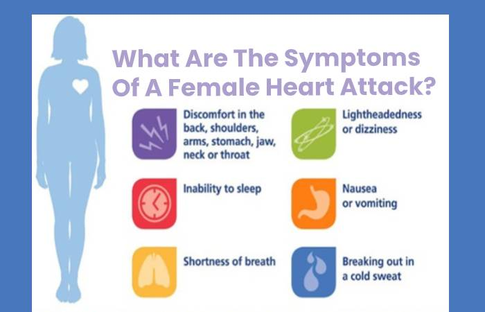 What Are The Symptoms Of A Female Heart Attack_