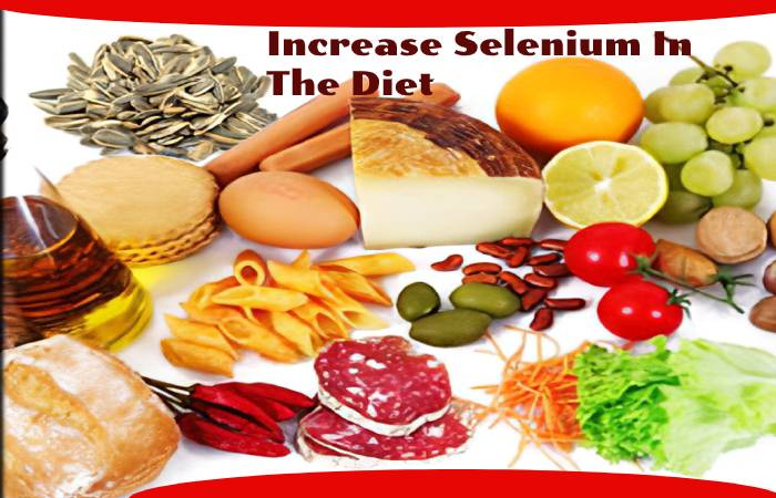 Increase Selenium In The Diet