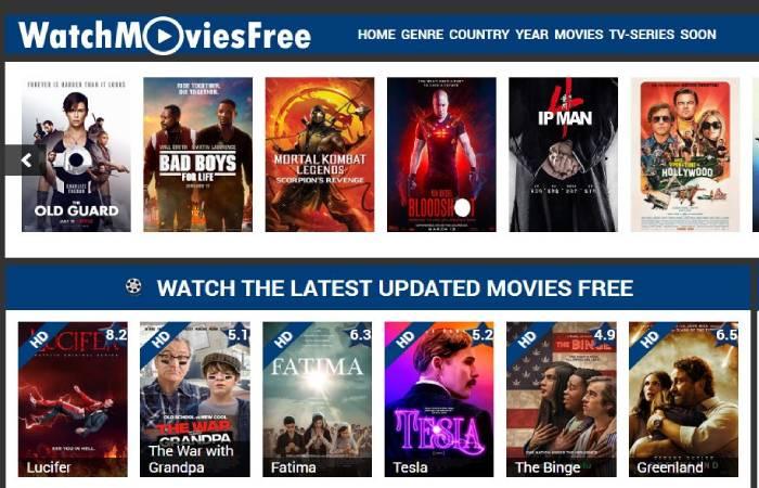 WatchMoviesFree Alternative 2 - Cmovies