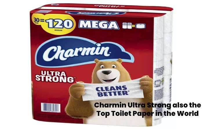 Charmin Ultra Strong