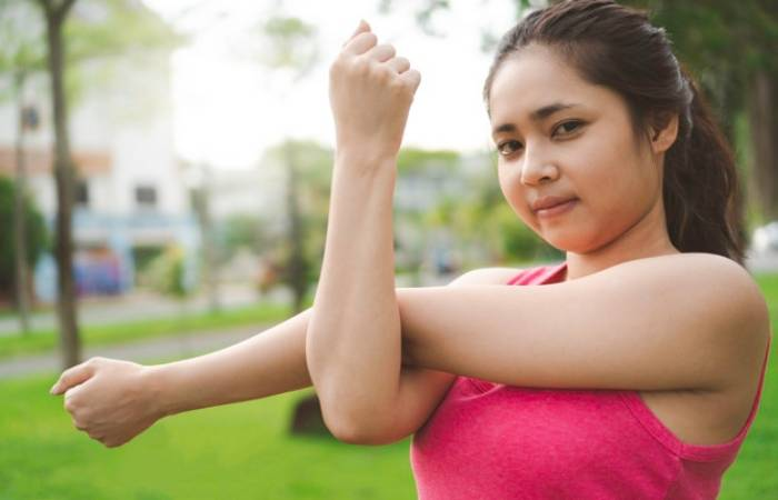 Bicep Stretches